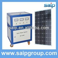 2014 New solar central heating system price OEM