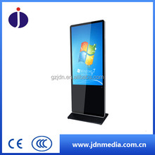 LED touch screen advertising display monitor stand alone with HDMI,VGA