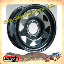 NEW POPULAR 4x4 Car Aluminum Alloy and Steel Wheel Hub 16 inch