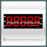 0.36 inch led numbers display boards