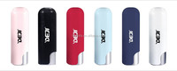 "2013 Travel Set! high quality power bank for iphone 5"" charger 2800mah"
