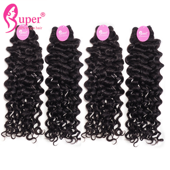 4 Bundles Deals Grade 9A Raw Mink Hair Extensions, Jerry Curly Brazilian Weave Virgin Hair Distributors on Sale Discount Product