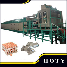 Automatic recycled paper Egg tray making machine
