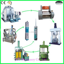 Machine for making silicone sealant from China supplier