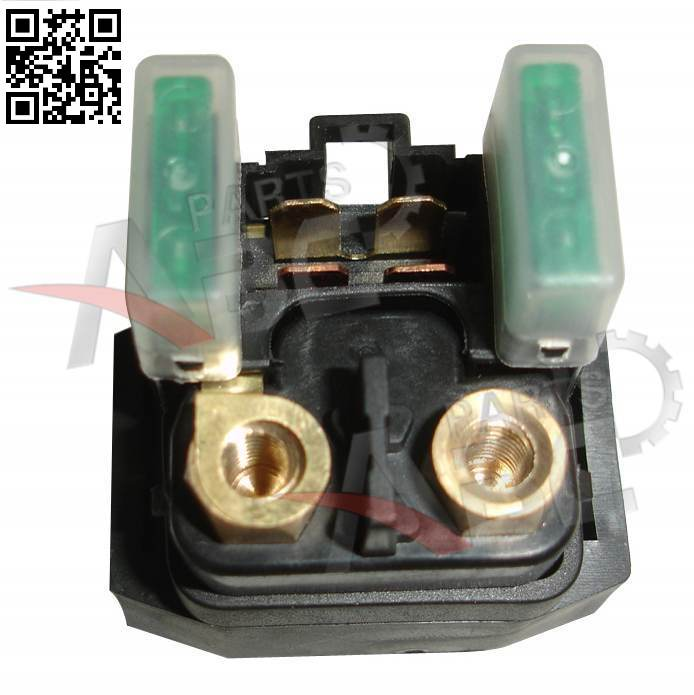 Starter Relay Solenoid For Yamaha ATV YFZ450 Kodiak 450 4x4