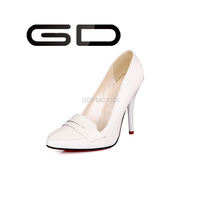 GDSHOE latest design cheap high heel shoes comfortable high heels for wholesale