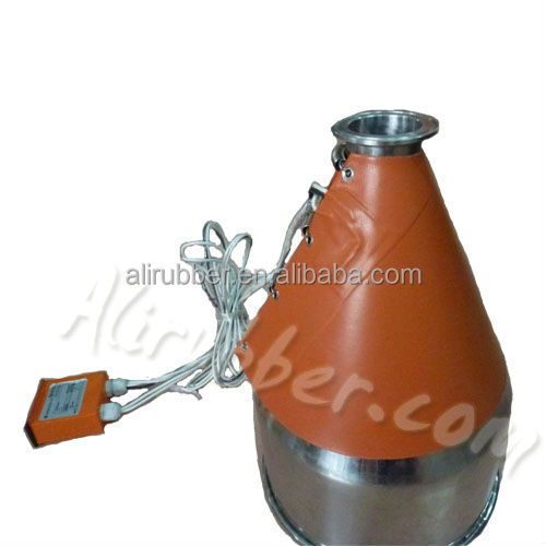 Wholesale Industrial Electrical Silicone Rubber Funnel Oil Drum Heater