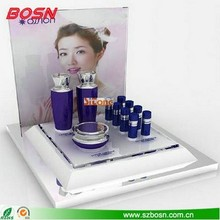Acrylic Cosmetics Point of Sale Display