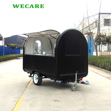 2018 commercial outdoor used food carts for sale