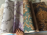 China best Cheap PVC wallpaper,vinyl wallpaper manufacturer