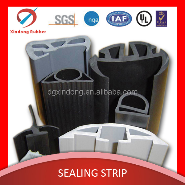 quality assured top quality china RUBBER plastic SEALs strip hose