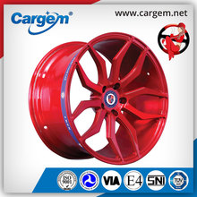 CARGEM China Wholesale Aluminum Alloy Wheels Car Rims
