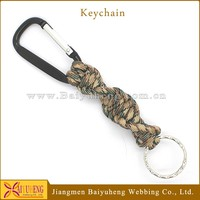 the newest Self Defense Paracord Key Chain personalized key rings