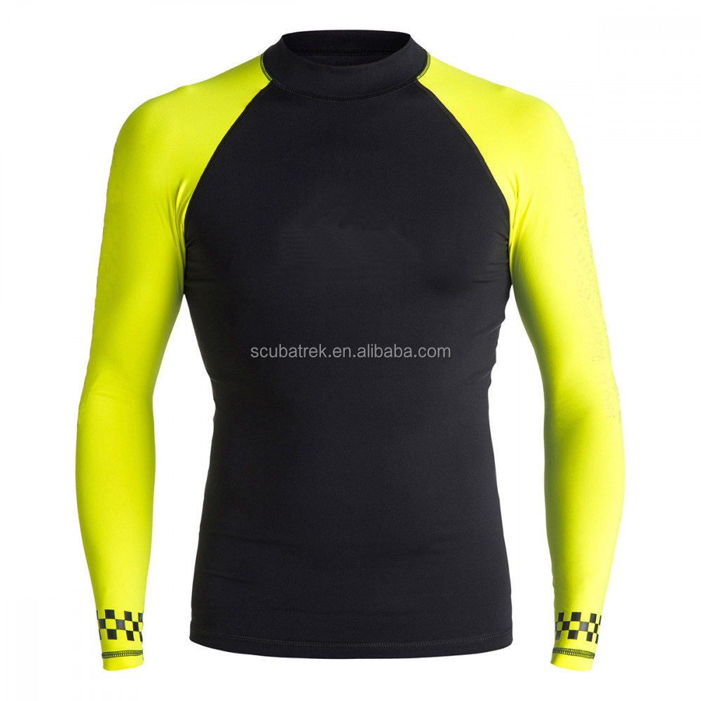lycra rashguards costom