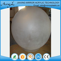 China Professional Large Plastic Domes And Spheres