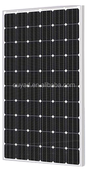 High efficiency 270W Mono solar panel for house