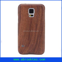 For samsung galaxy s5 i9600 case wooden case