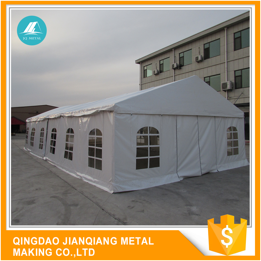JQA2040P Outdoor Large Clear Span Event Marquee Warehouse Party Shelter Tent