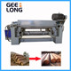 4 ft size log roundup machine for plywood veneer making / log wood rounding debarker machine for veneer production line