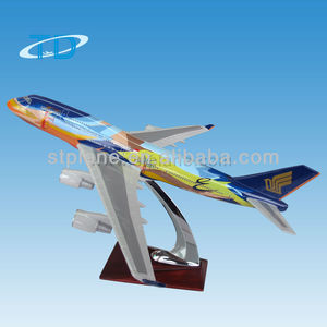 Boeing B747-400 Singapore Airlines Resin Model Aircrafts (10 years model plane manufacturer)
