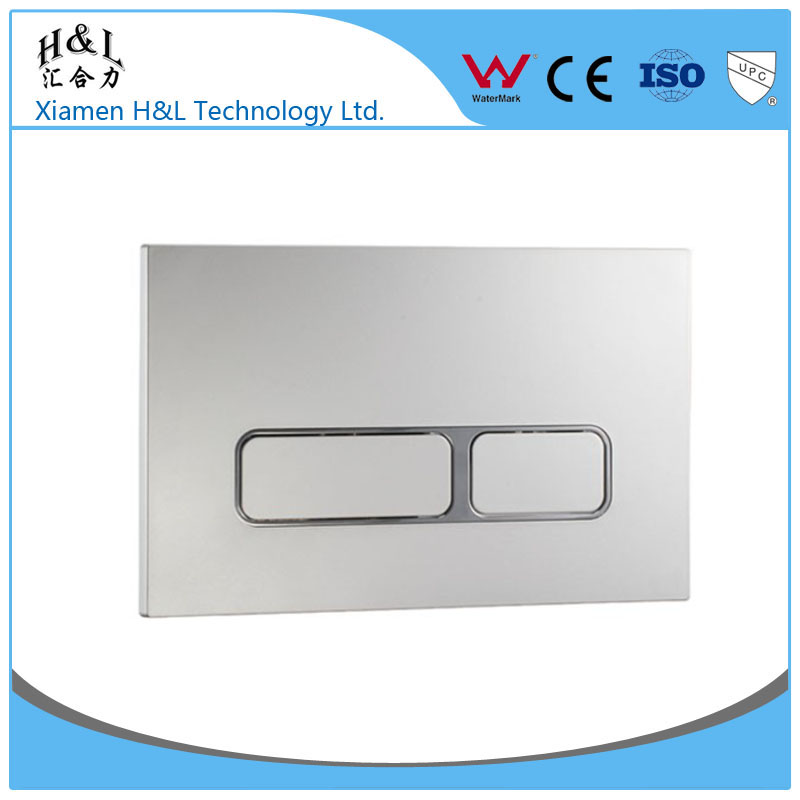 Dual Flush Actuator Plate for concealed cistern,push button fit for Geberit concealed tank