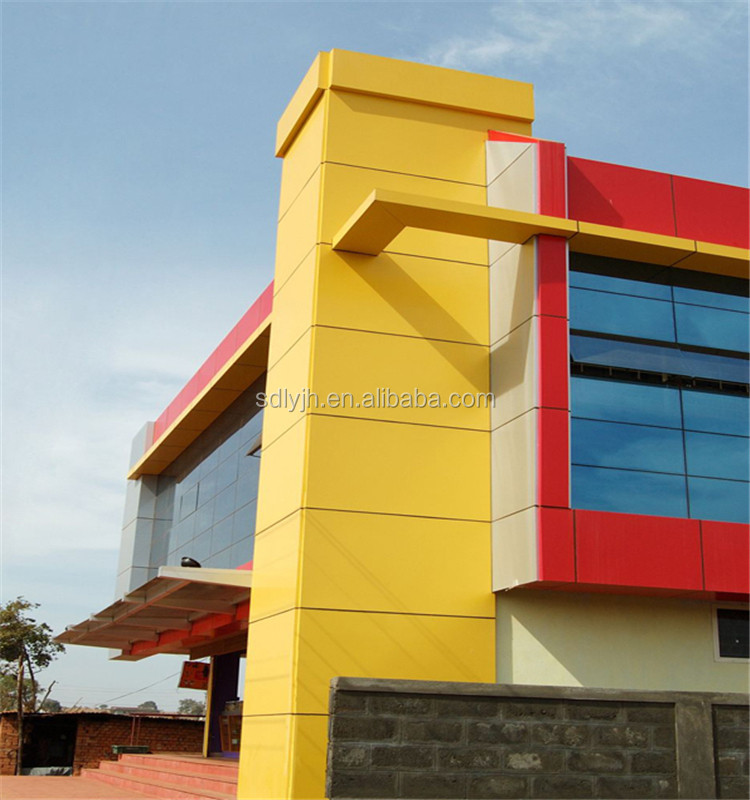 Exporting Aluminum Composite Panels with Price List