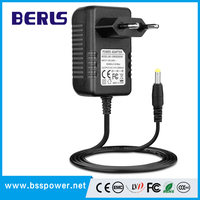 100-240v AC To DC UL approved 6V 1.5A 12V 2A 24V 1A Power Adapter