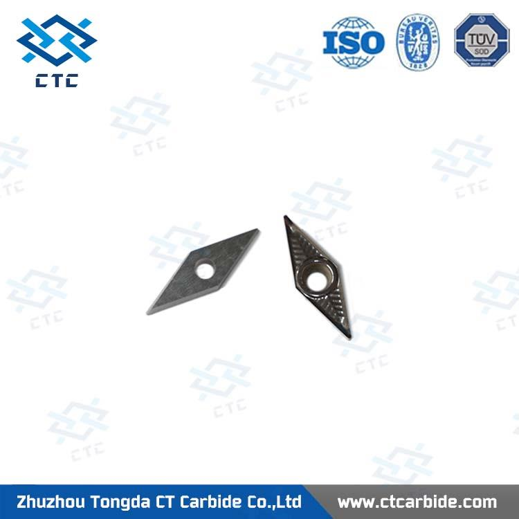 Plastic carbide inserts for stone made in China