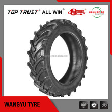 Small Size R-1 Pattern Agricultural and Trator Tire 600-16 600-12
