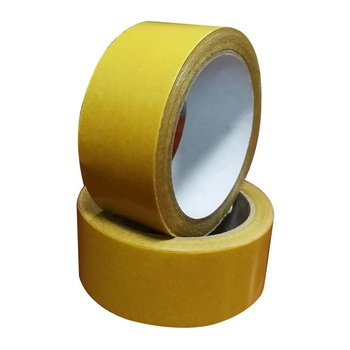 Double Sided Bi-directional Filament Tape For Fixing Windows Sealing Strip