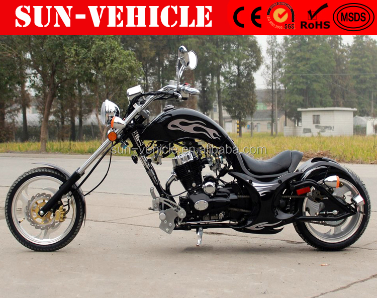 high speed 250cc chopper motorcycle for sale
