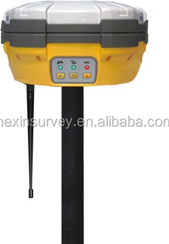 hoting handheld hi-taget v30 dual frequency GNSS RTK gps survey