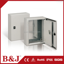 B&J IP66 Waterproof Inner Door Wall Mount Enclosure Electricity Distribution Box