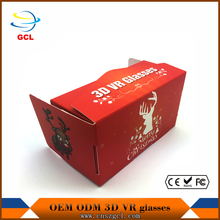 best price 3x video full hd lenses google cardboard for theater