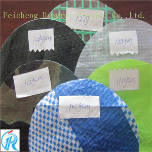 Waterproof transparent PE tarpaulin for agriculture,woven pe cover film in agriculture