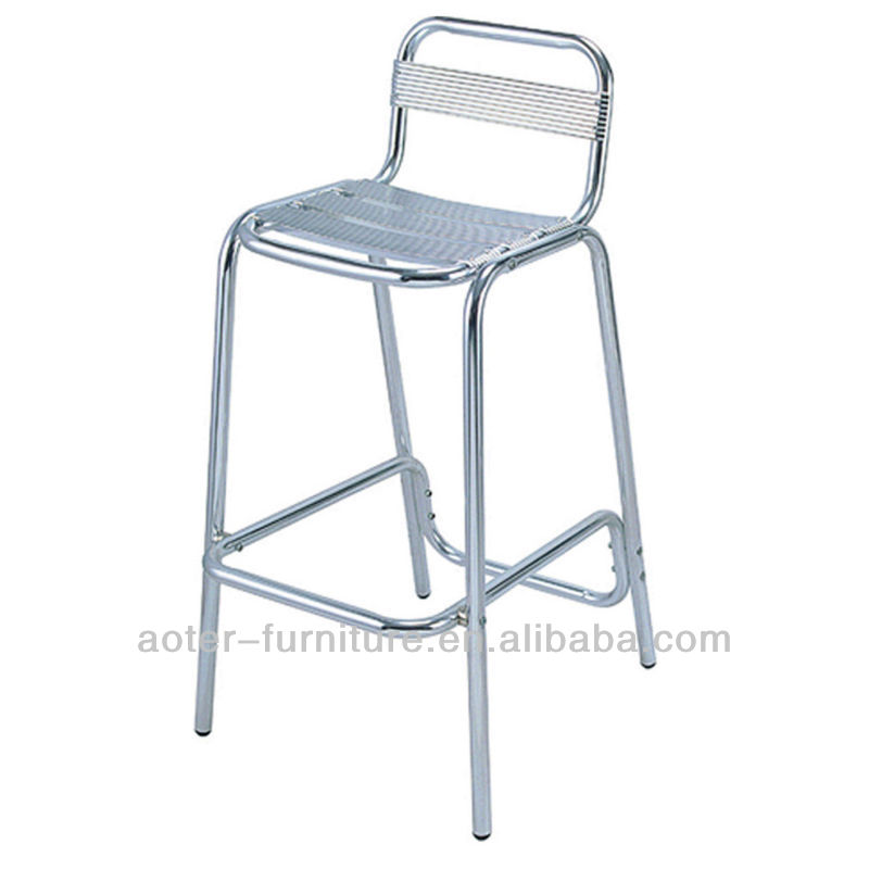 Aluminum Bar Stool High Chair For Sale Buy Bar High Chair Bar Stool Chair Led Bar Chair