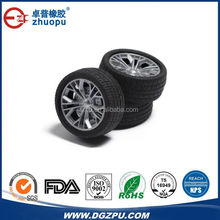 TS16949 factory toy cars rubber wheel