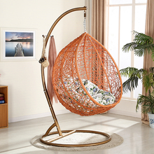 Hanging egg chair outdoor patio garden swinging chairs