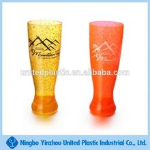 Hot product 20oz custom plastic beer drinking glass pint cup