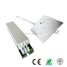 Rechargeable Ceiling Recessed Led IP20 portable Emergency Lighting