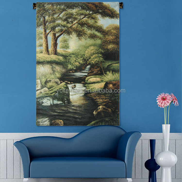 2014 the new design Wholesale Scenery series Wall Hanging
