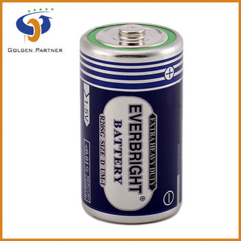 Best selling R 20 battery zinc chlorid with msds