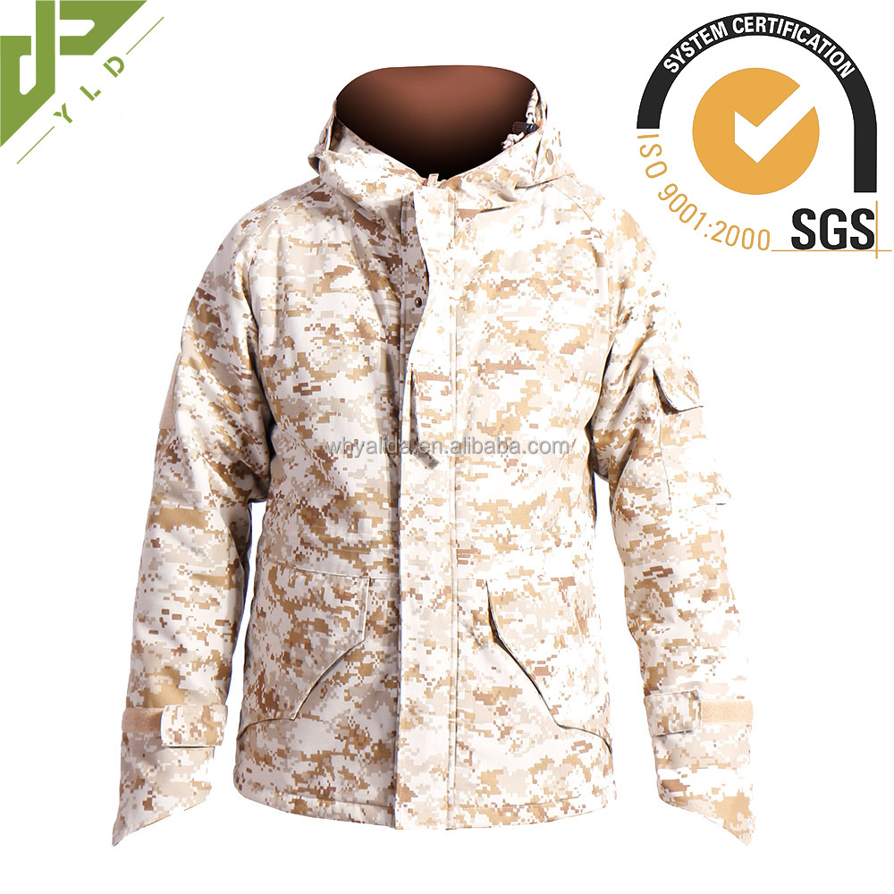 military camouflage breathable waterproof camo jackets