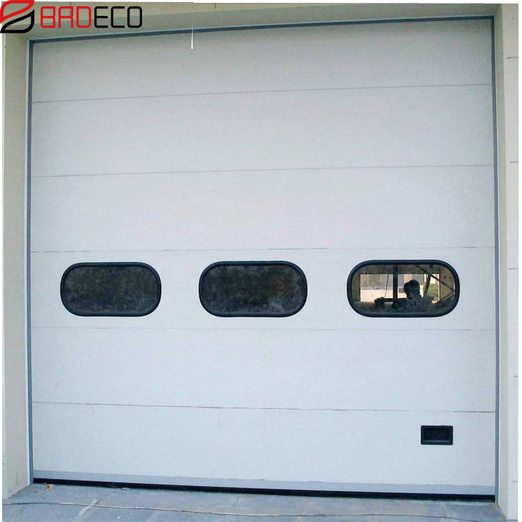 Sectional industrial door for Automatic Industrial Door and auto industrial doors