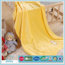Cocacola in cooperation fire retardant machine washable multifunction cotton terry cloth blanket