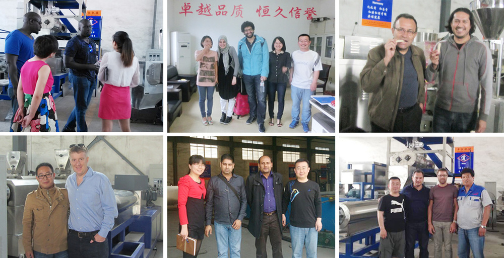 China Wholesale custom textured soya muggets making machinery