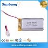 High capacity 3.7v 2250mAh lithium ion battery for laptop with BMS protection