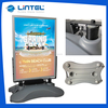 High Quality Wholesale Snap frame LED poster stand for custom