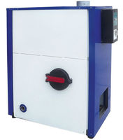 Small hot water boiler