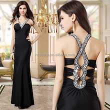 Halter Prom Tube Dress Long Sexy Dresses For Women Bodycon